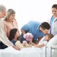 Qui định thăm nuôi tại Trung tâm Y tế Đạ Tẻh